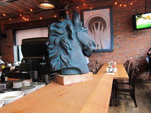 Brave Horse Tavern