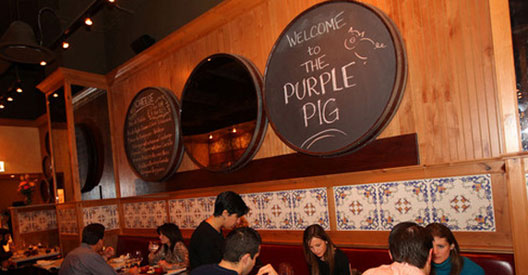 The Purple Pig