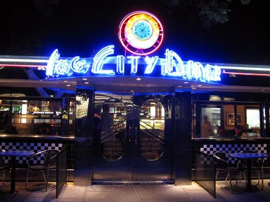 Fog City Diner.