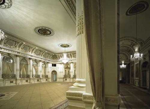 Grand Ballroom, Plaza, NYC.