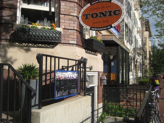 Last Exit/Tonic