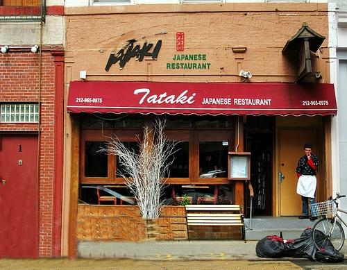 Tataki Japanese Restaurant, Tribeca