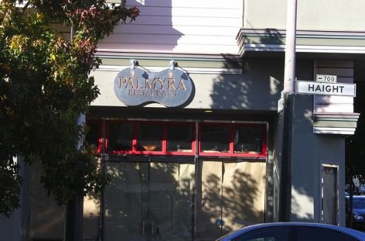 Palmyra in the Lower Haight.