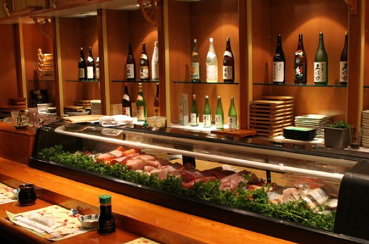 The sushi bar won't change much when Shima becomes 2G Brasserie early next year.