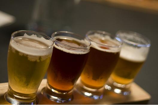 Beer Sampler @ The Lab
