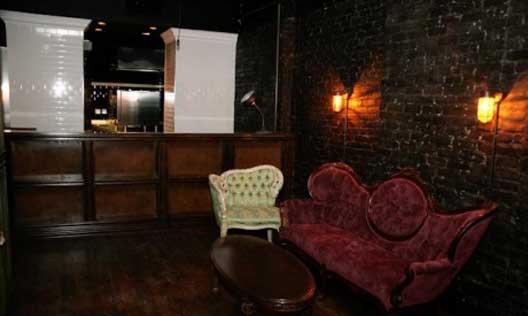 Maude's boudoir
