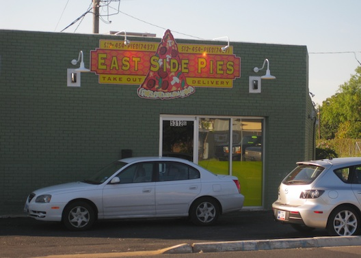 East Side Pies, Too.