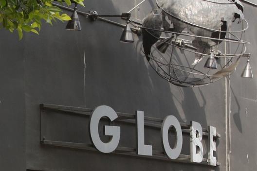 Globe restaurant.
