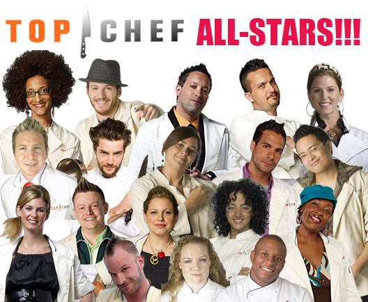 Winner 4 Chef Top Season Masters