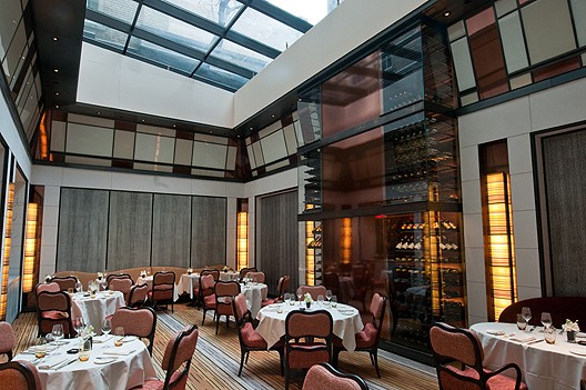 NYC: Jean Georges' The Mark