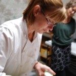 """Image of Kristen D. Murray courtesy <a href=""""http://theportlandpickle.com/2009/10/29/3-day-pastry-workshop/"""">The Portland Pickle</a>"""