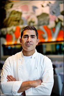 Chef Christopher Israel