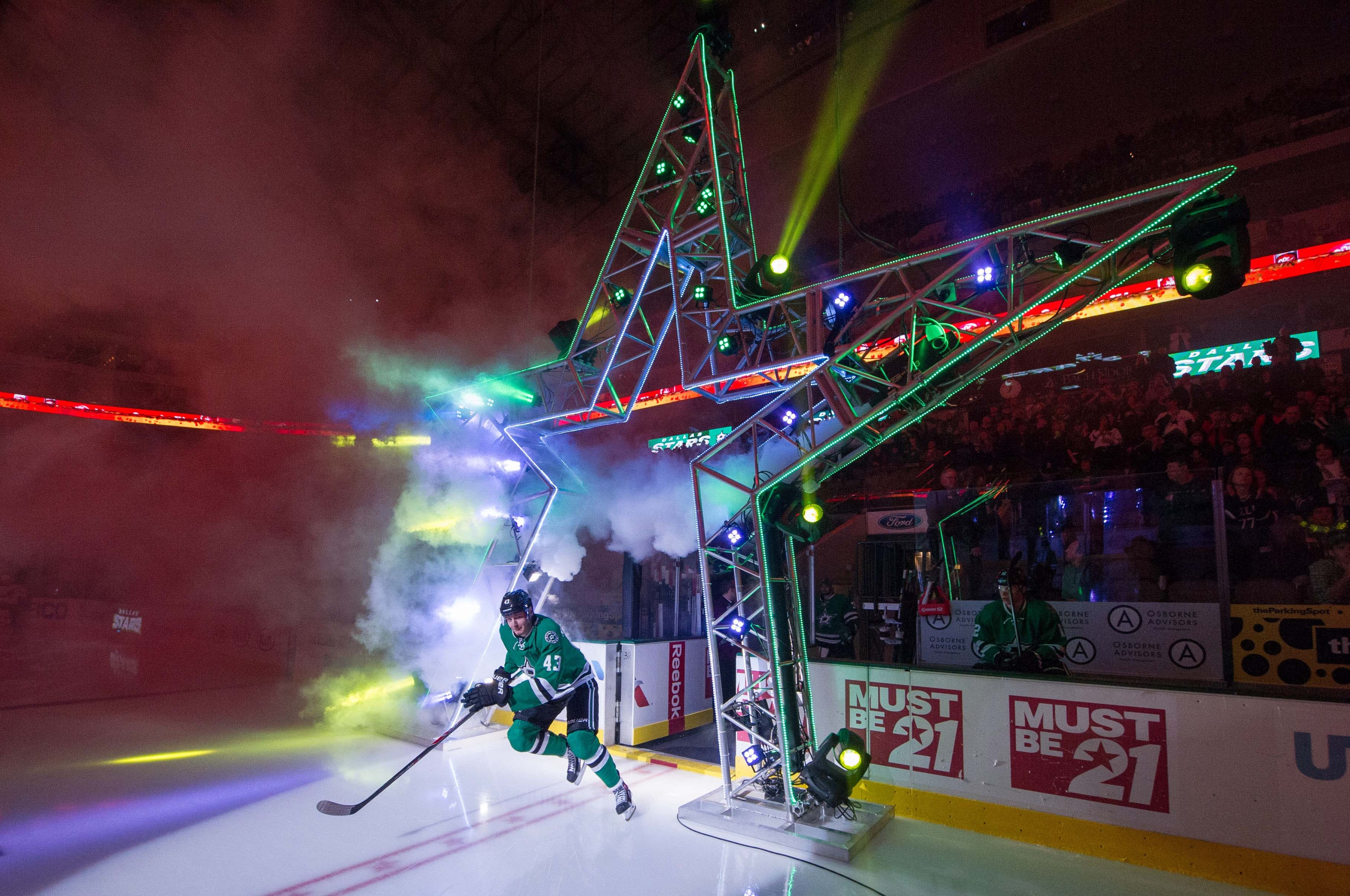 Big things are in store for second year star Valeri Nichushkin this year - Photo Credit