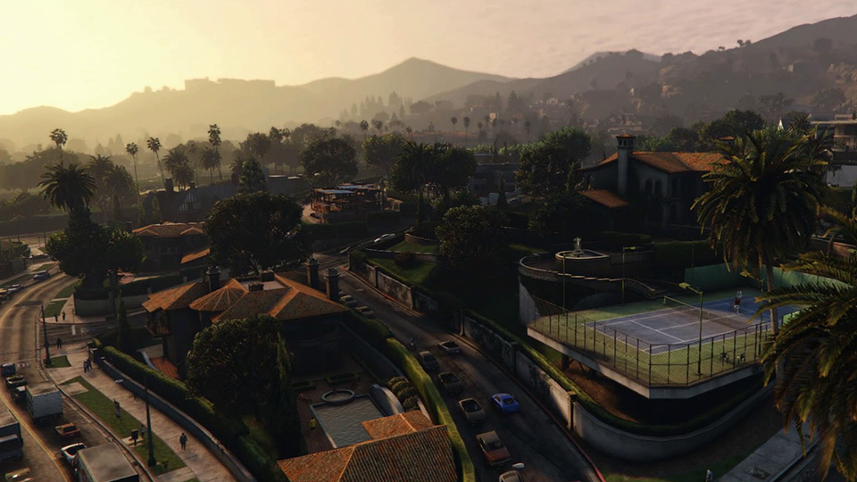 Is GTA 5 getting a first-person mode?
