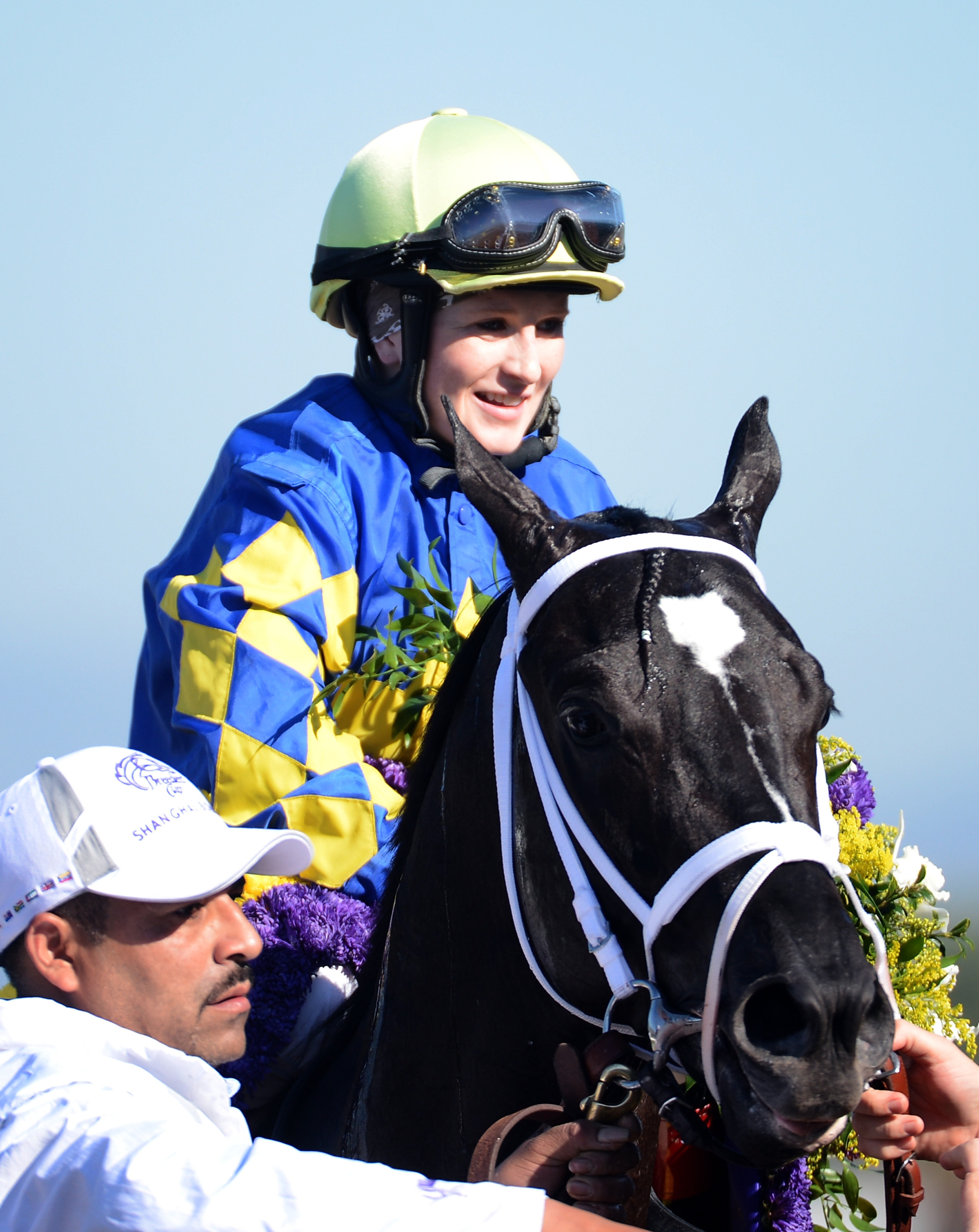 Will Shangai Bobby carry his Juvenile Champion form forward?