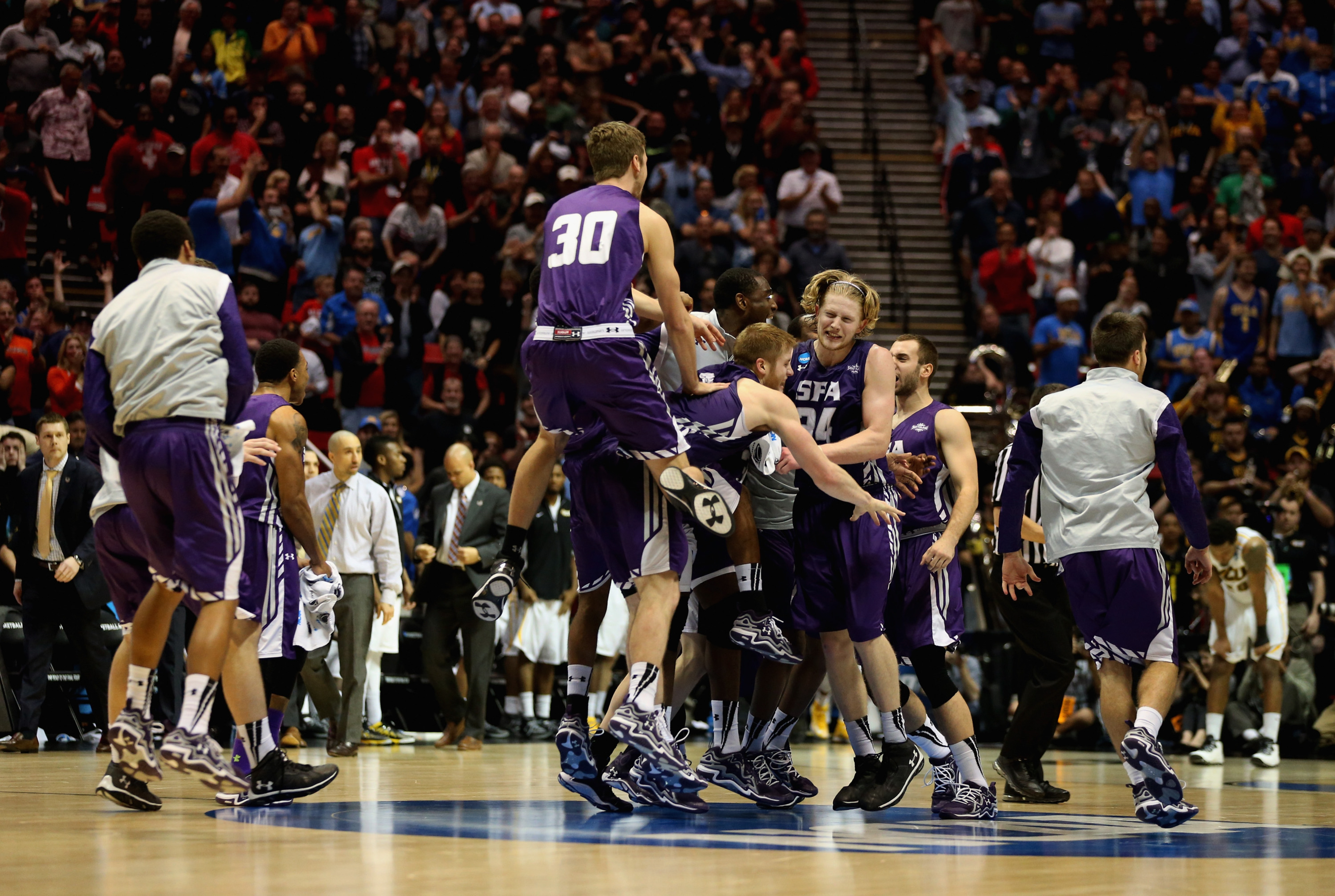 Will this March bring more jubilation for the Lumberjacks?