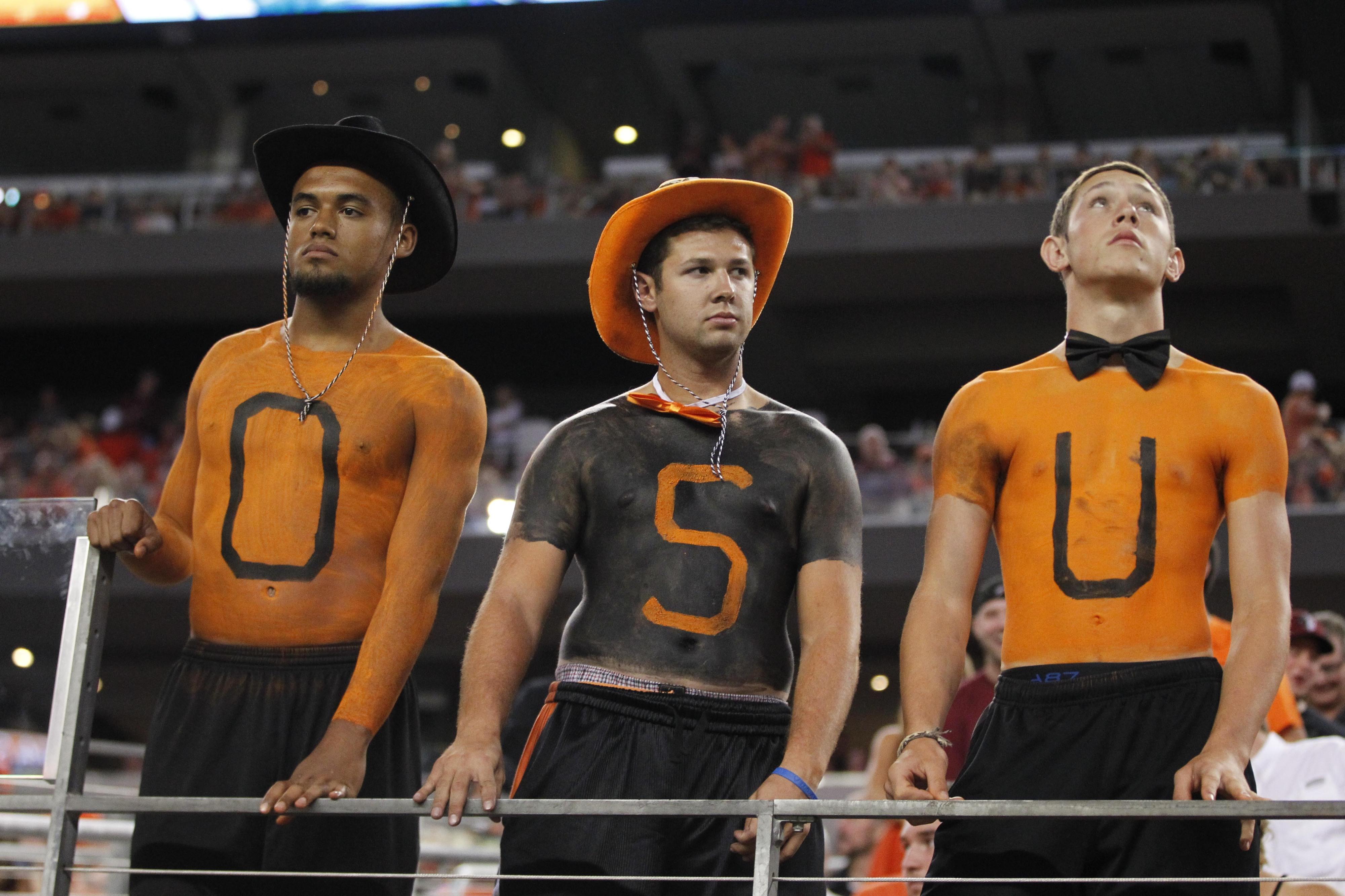 Don't overlook the OSU vs. TTU game this Thursday! *Real* fans needed!