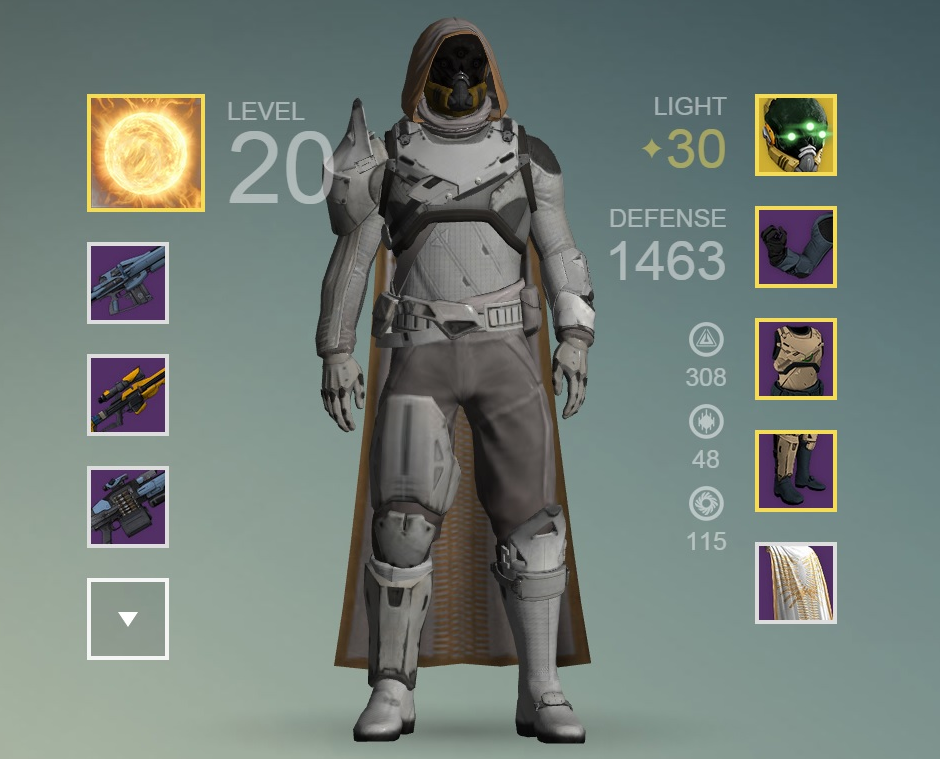 Meet the level 30 Destiny player who makes us all look like filthy casuals