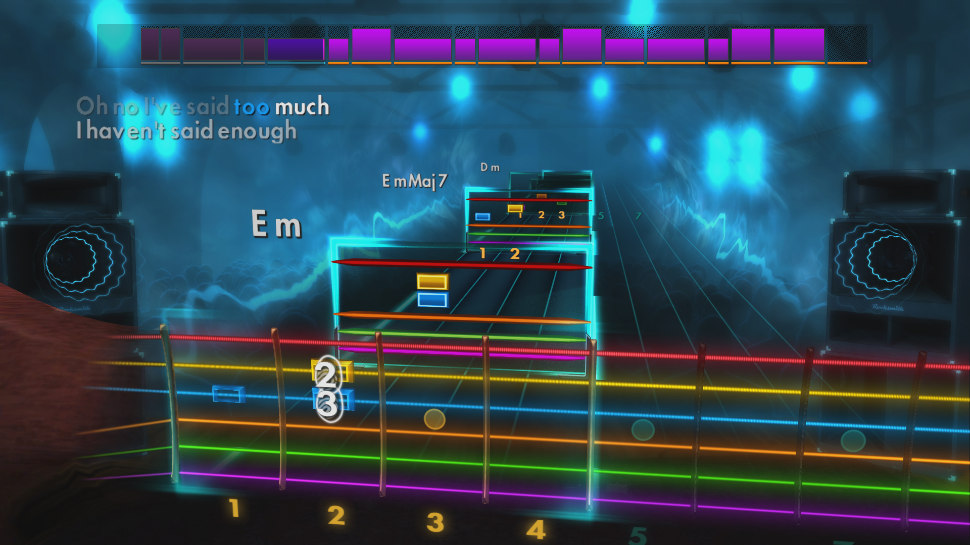 Rocksmith 2014 is coming to PS4, Xbox One in November