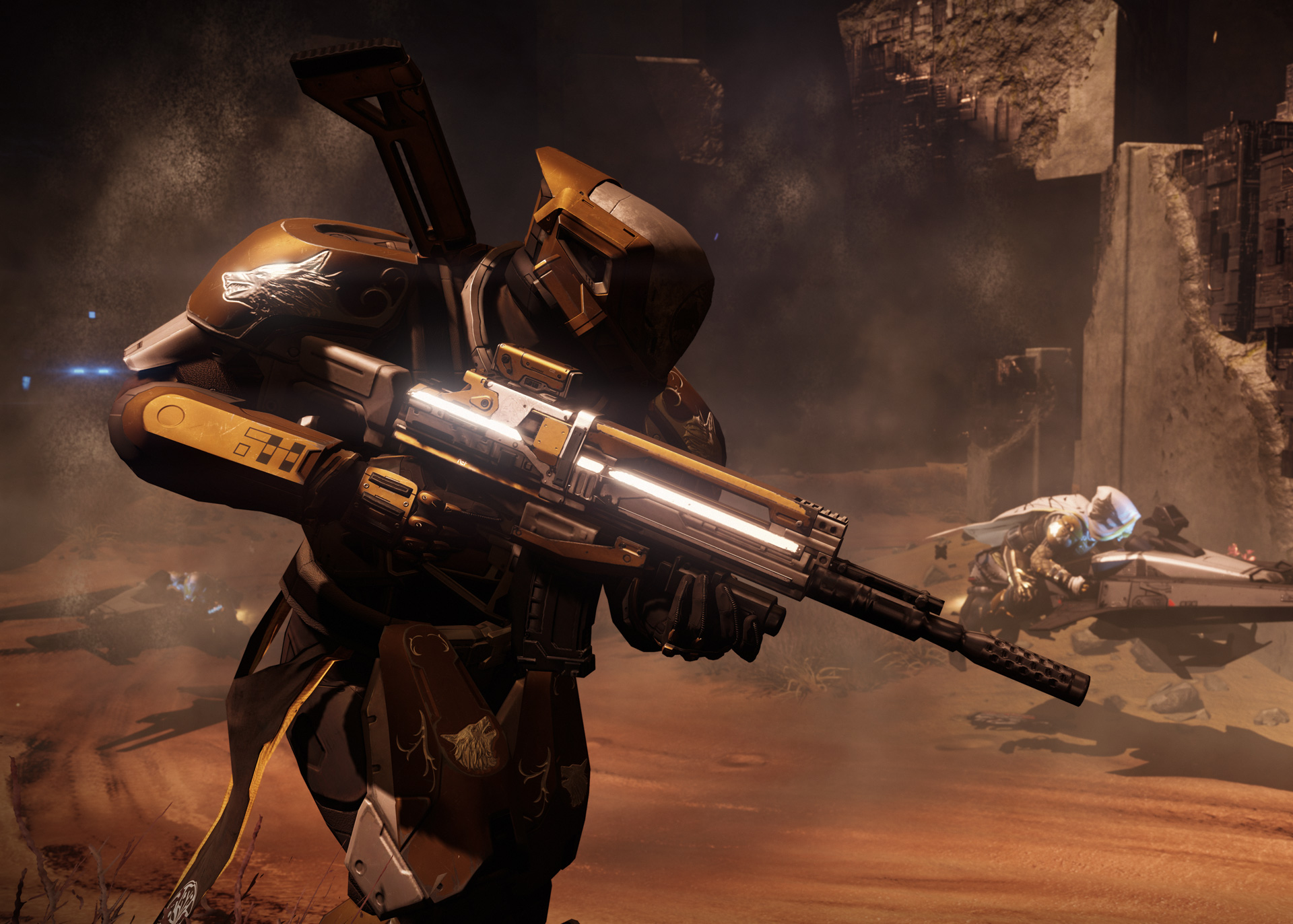Destiny's troubled launch was the best-case scenario for Halo 5