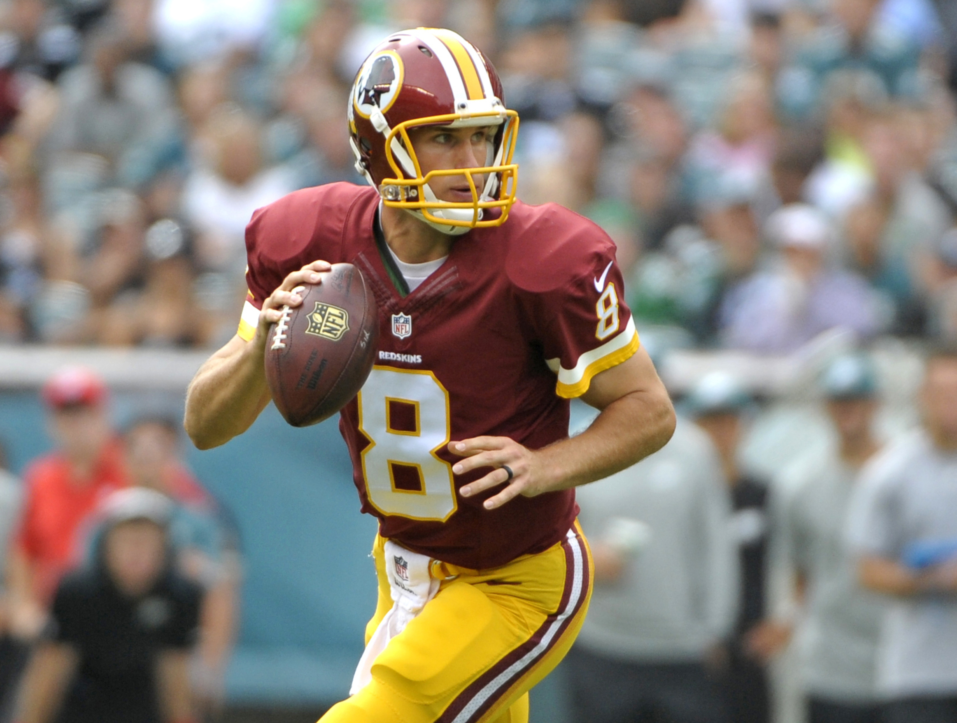 Kirk Cousins could remain starter over RGIII, Jerry Jones disses Morris Claiborne