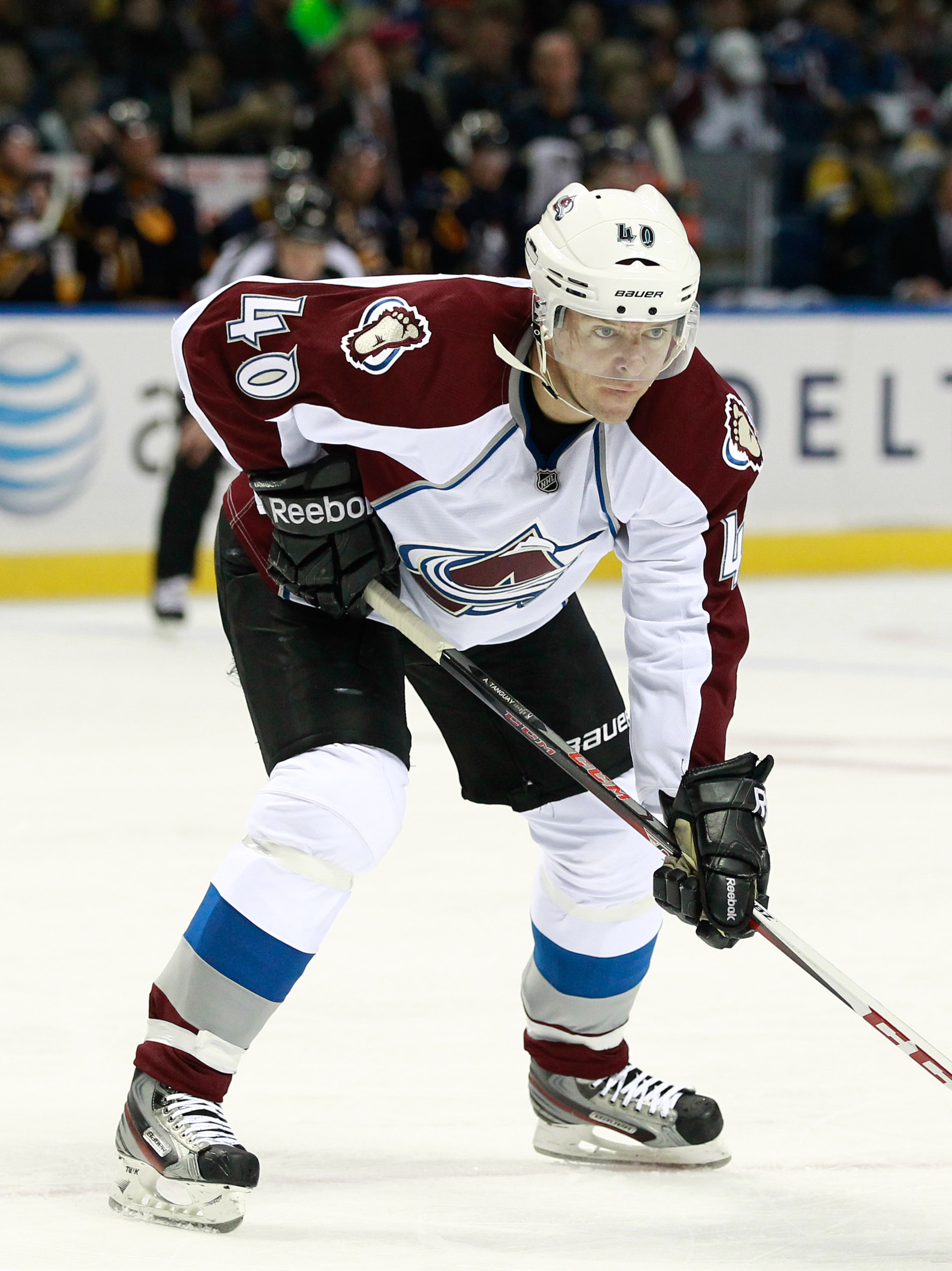 Take a late round flyer on Alex Tanguay, you'll be happy you did - Photo Credit