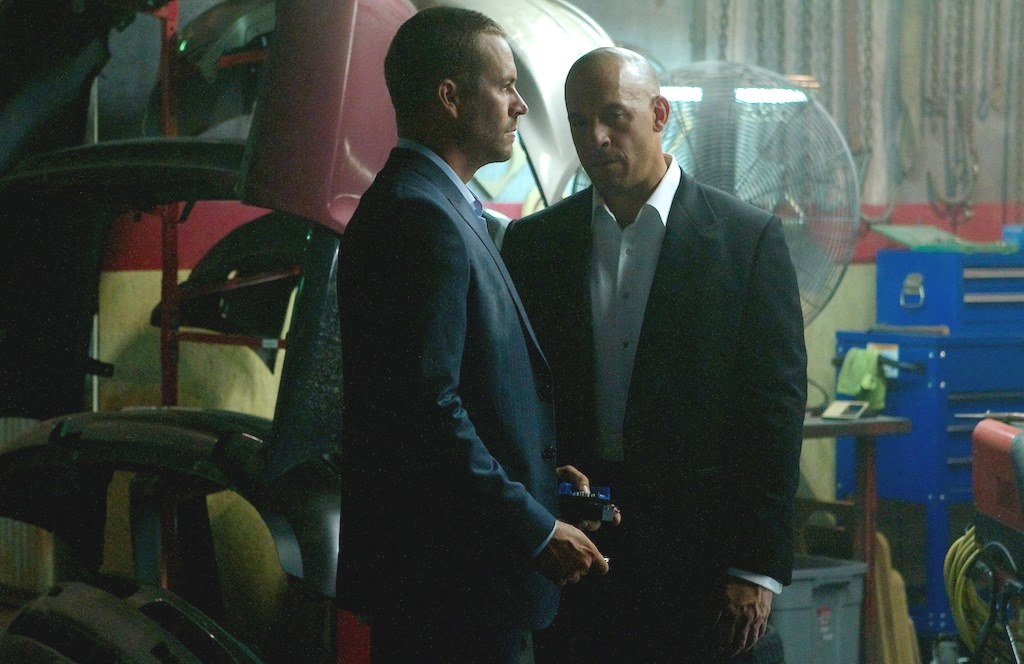 Vin Diesel shares first look at 'Fast & Furious 7'