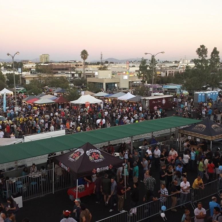 Last year's Night Market