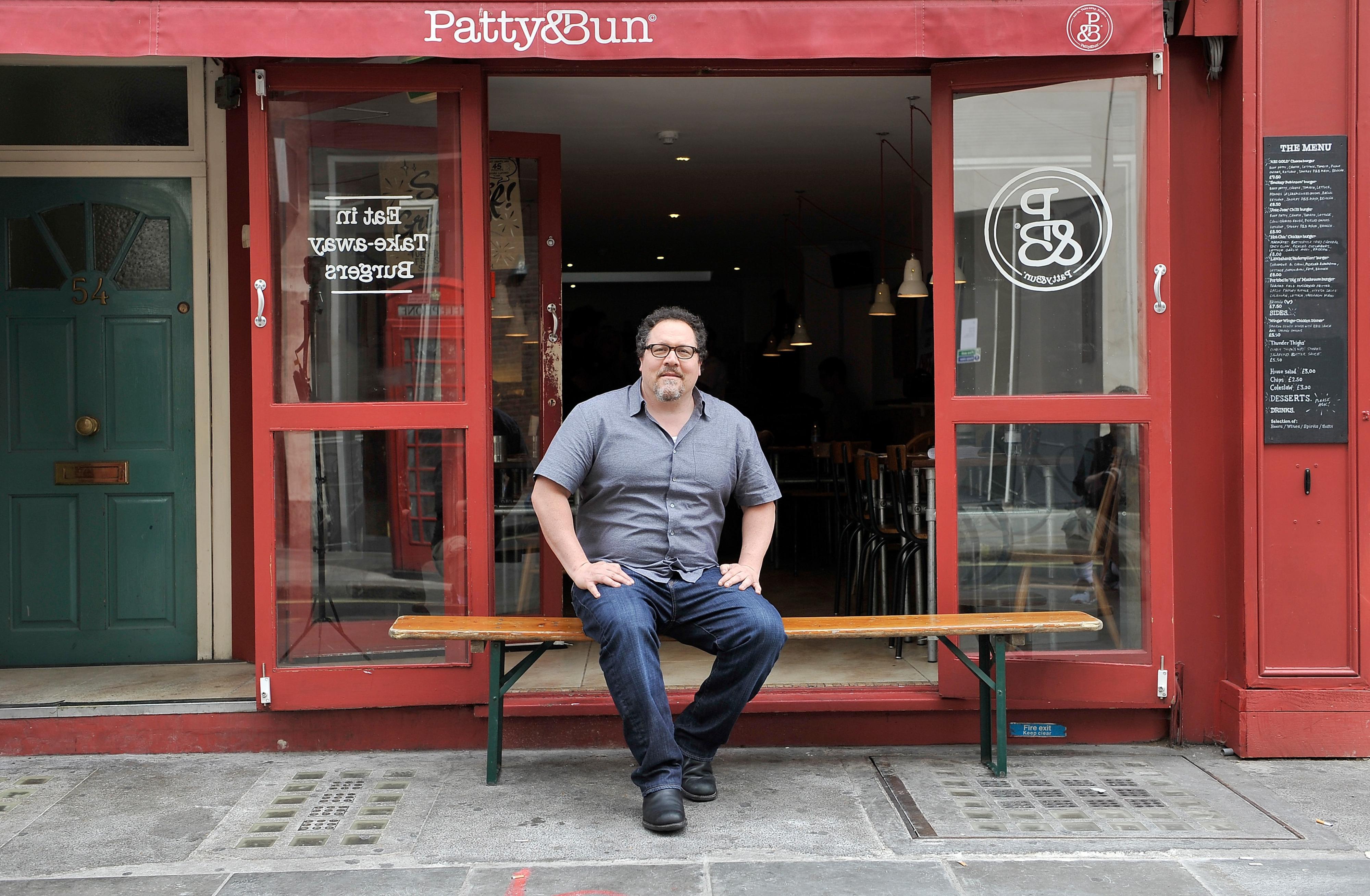 Jon Favreau Movie Spawning Actual Restaurant With Roy Choi