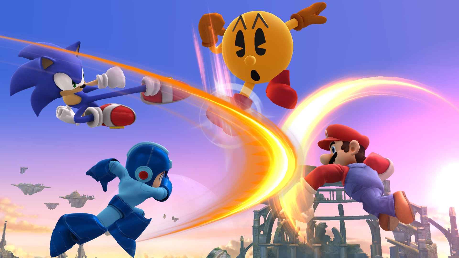 super smash bros is finally in your pocket and it s still