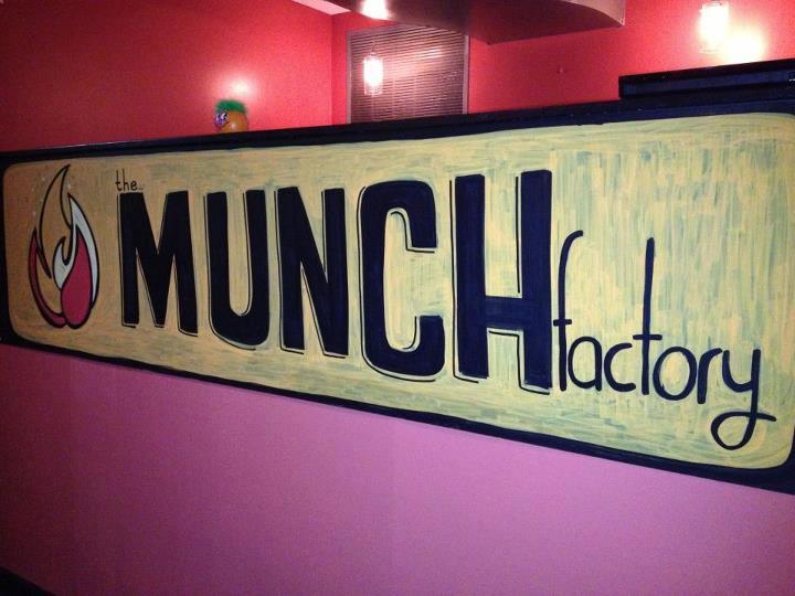 Inside The Munch Factory