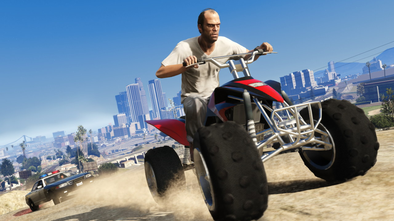 Grand Theft Auto artist offers tips on how to succeed in gaming