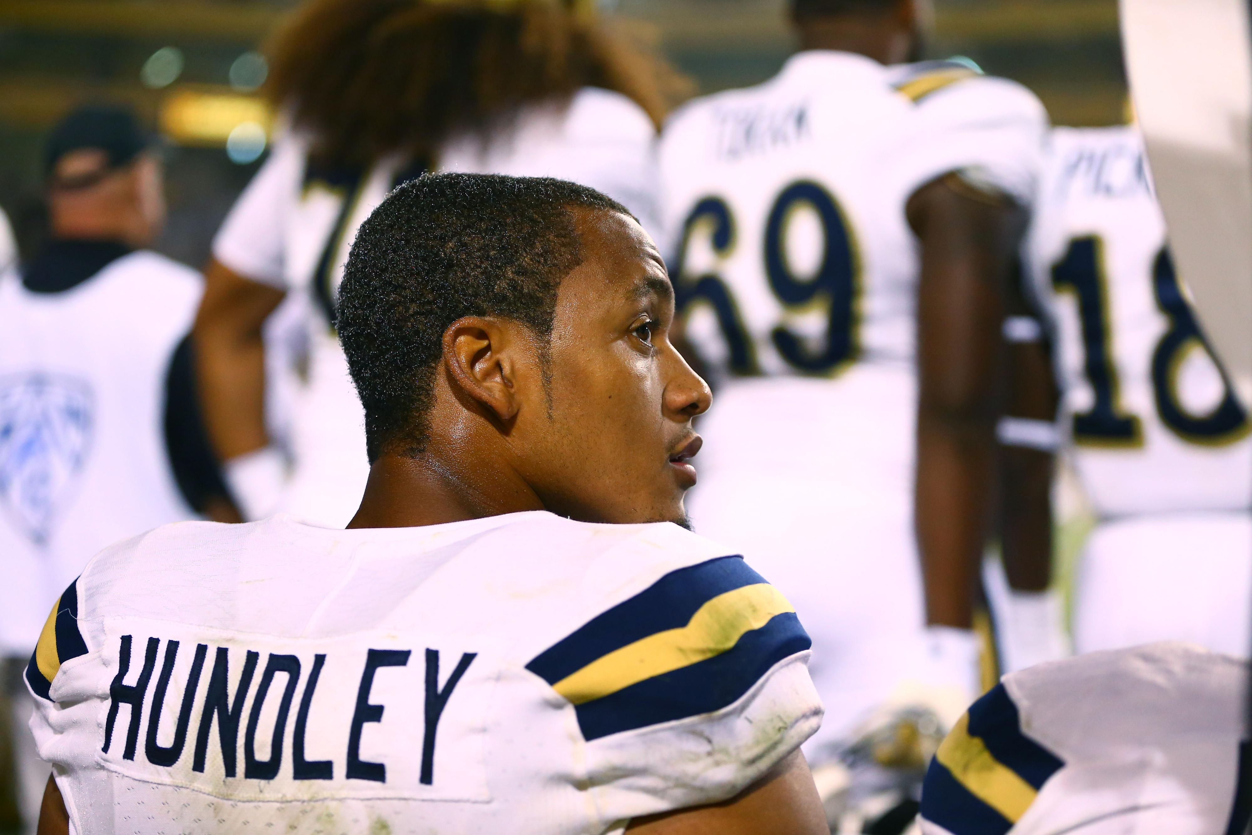 UCLA QB Brett Hundley ponders what number he'll wear for the Texans next season