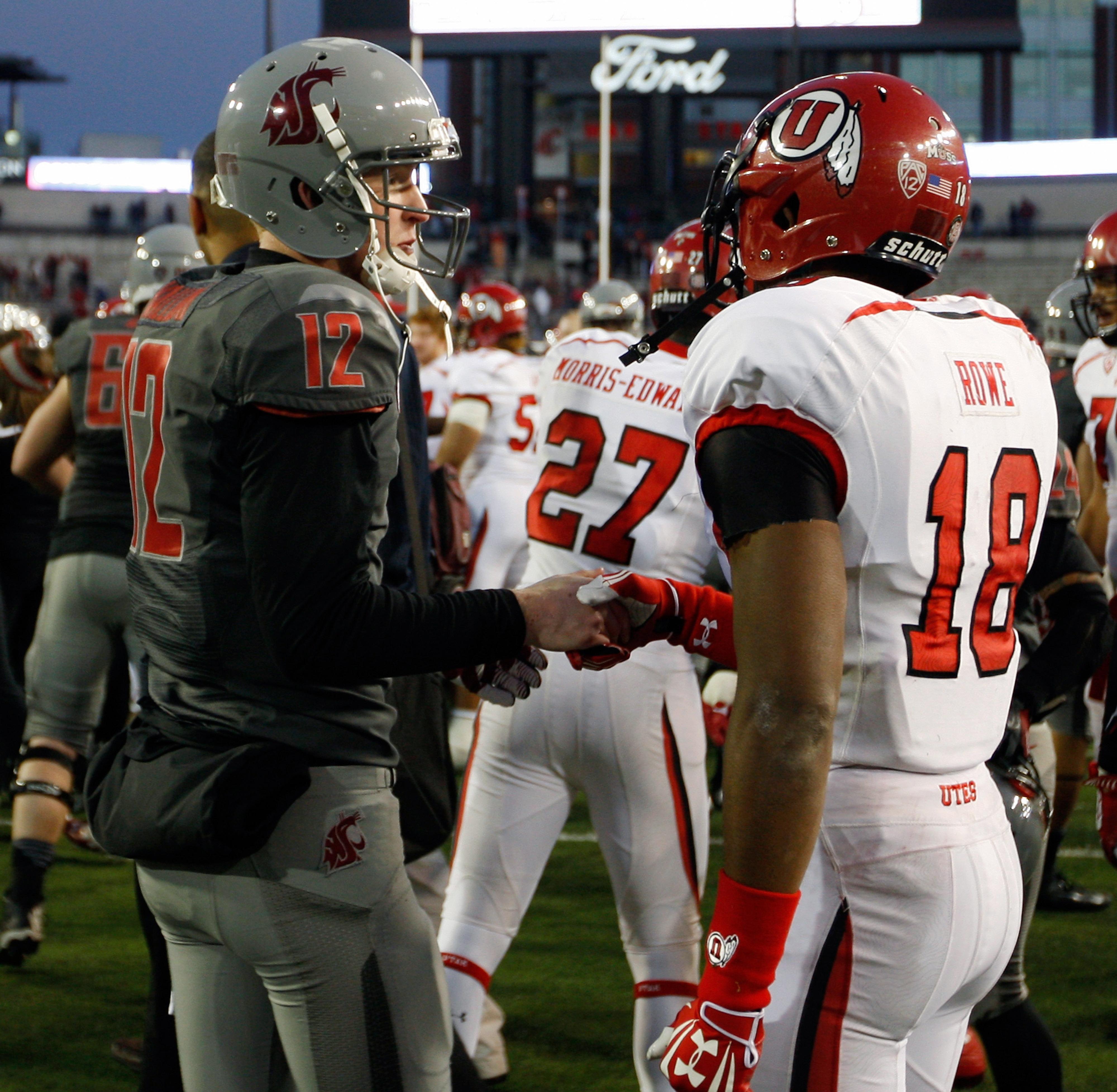 Utah looks to avenge last years loss in Pullman to Washington State.