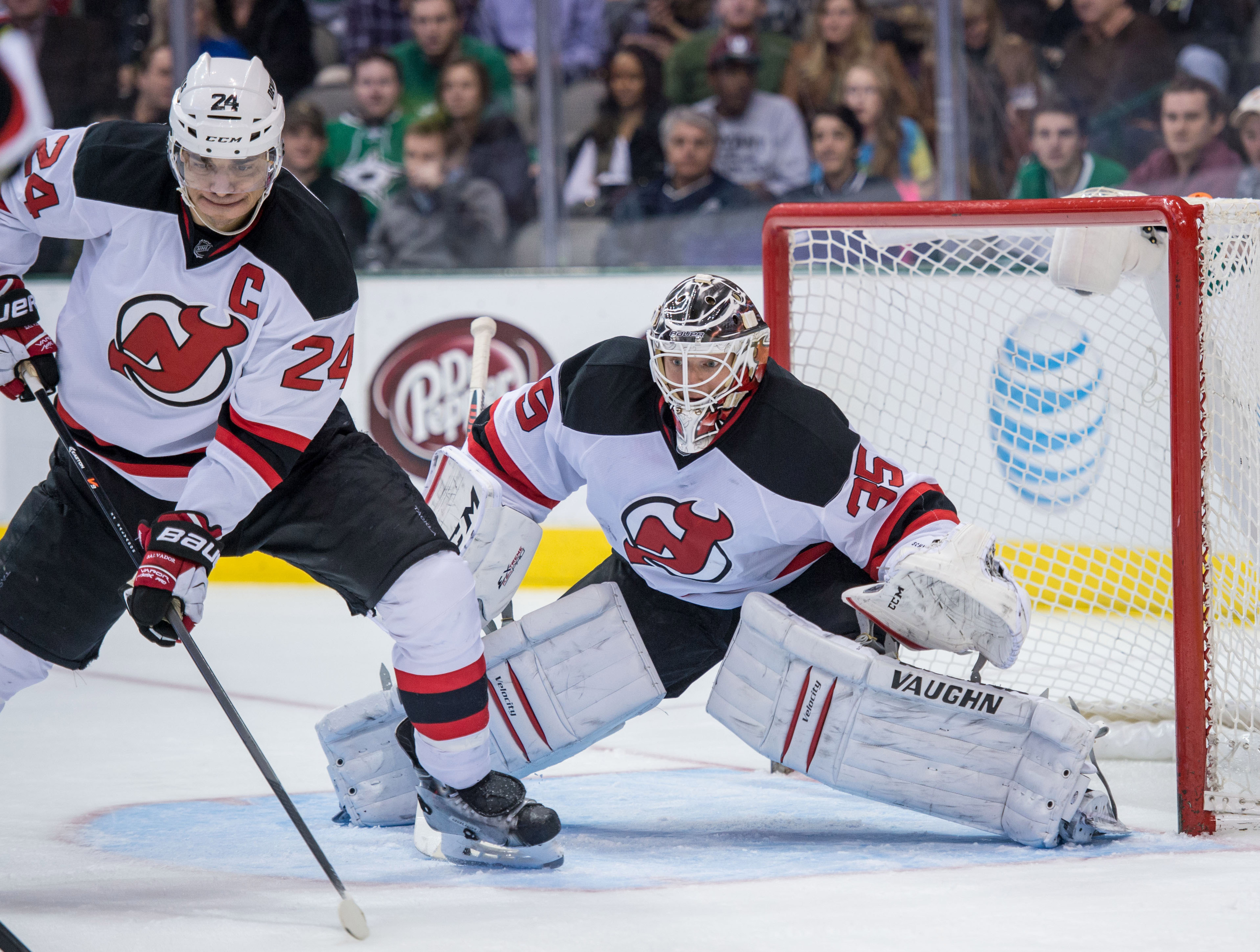 The penalty kill: The one area where Bryce Salvador isn't a statistical albatross and the one area where Cory Schneider ruled - last season.