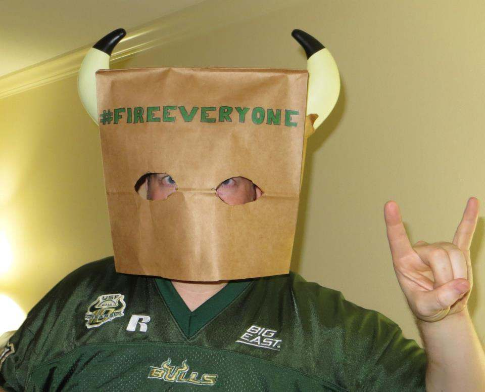 For USF we'll always be. Too bad we can't say the same about the people in charge.