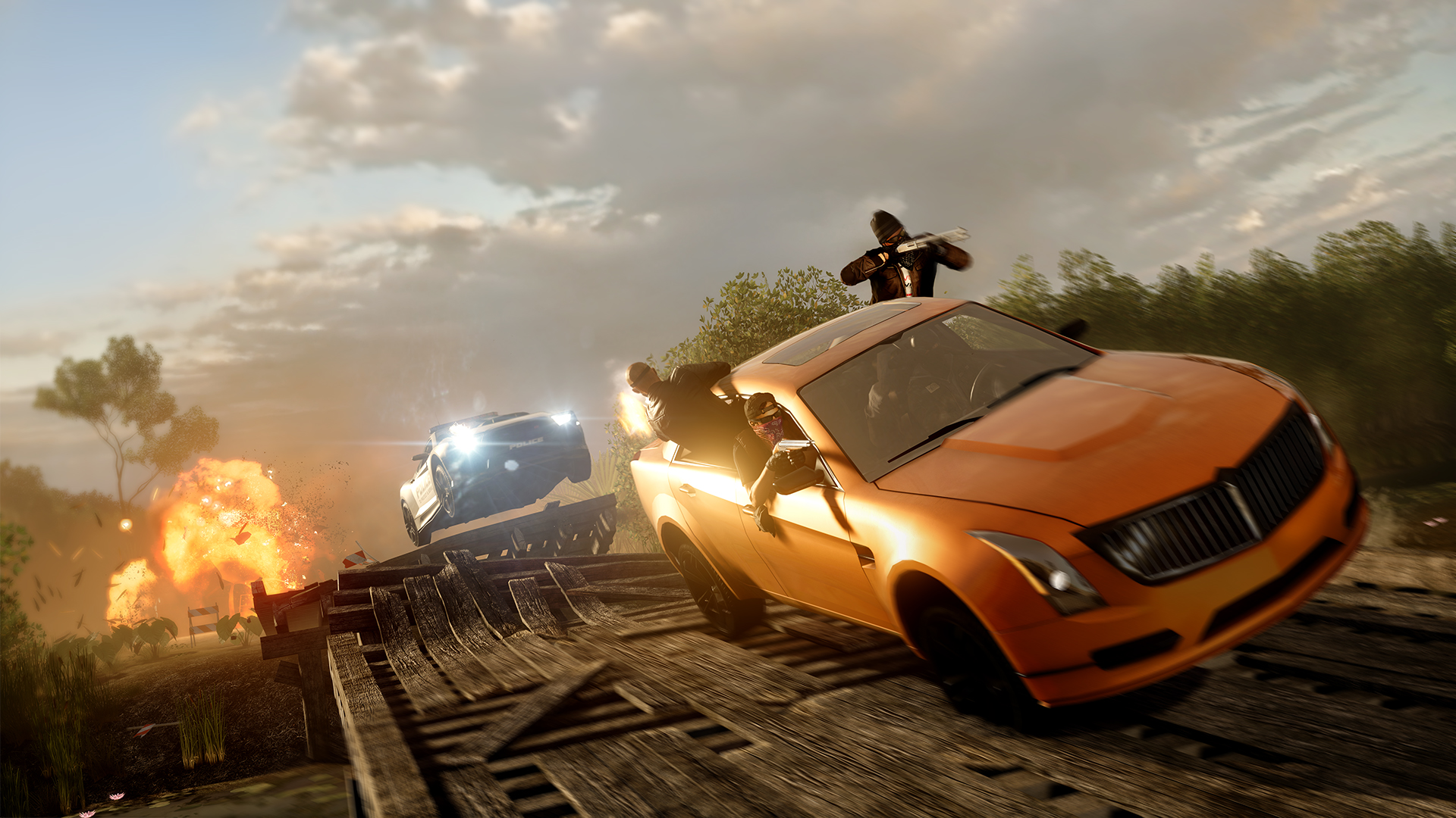 EA promises that Battlefield Hardline 'will work' at launch