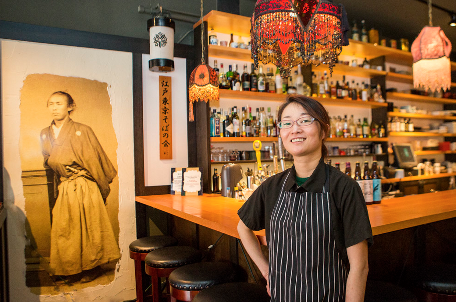 Chef and Co-Owner Mutsuko Soma
