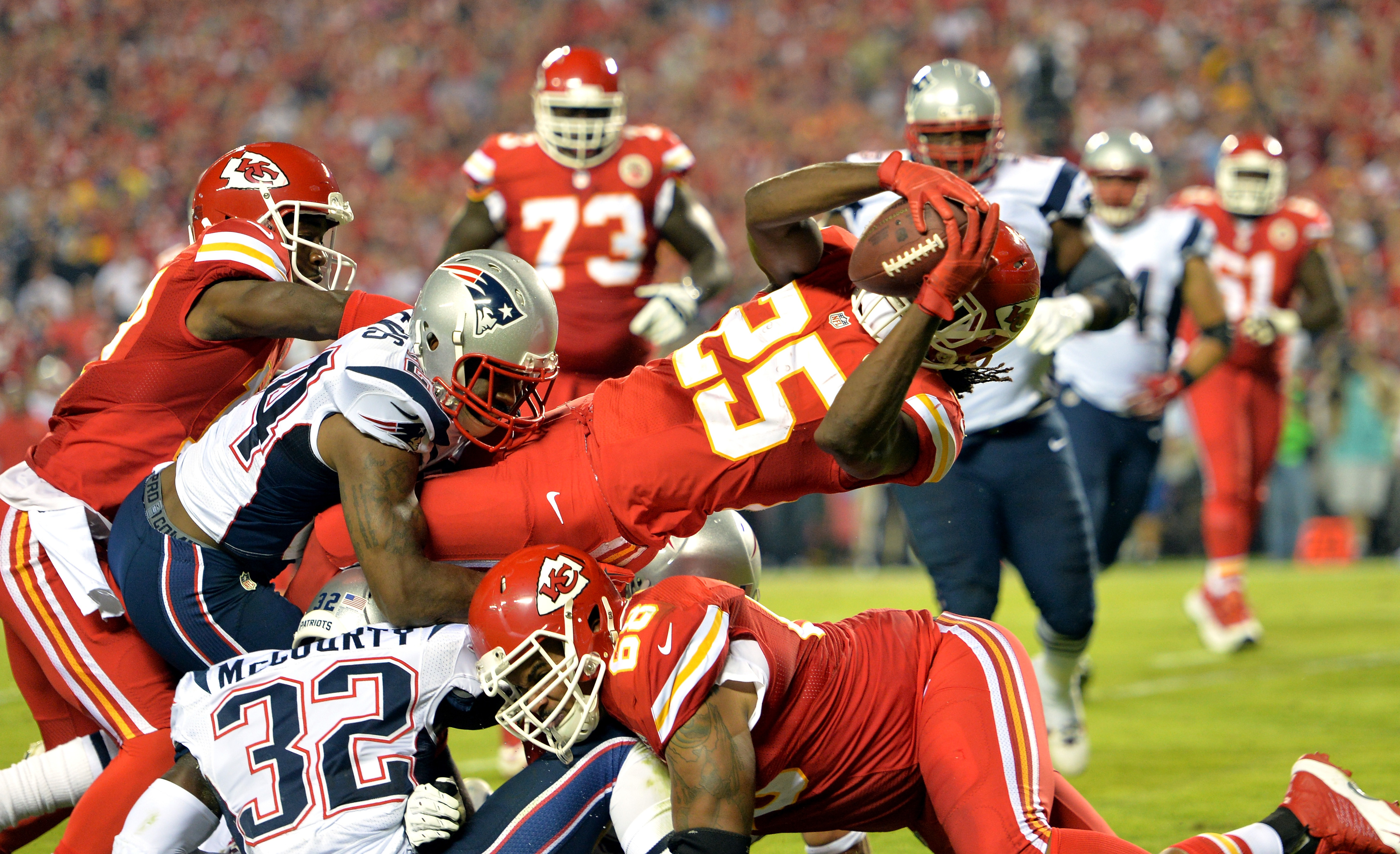 Patriots vs. Chiefs 2014 final score: 3 things we learned in the Kansas City's 41-14 victory