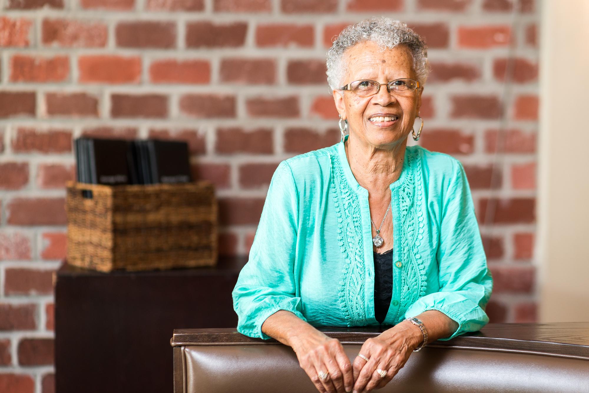 Lorraine Singleton of Nage