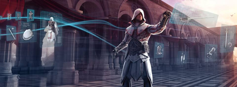 The first Assassin's Creed action-RPG just launched for iPhone and iPad