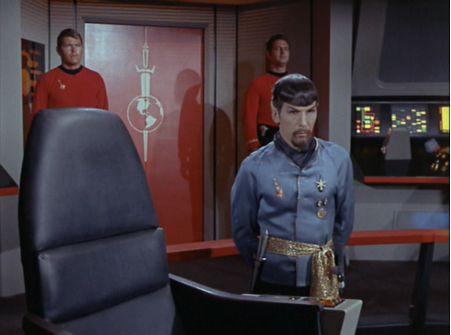 Evil Spock, farm director