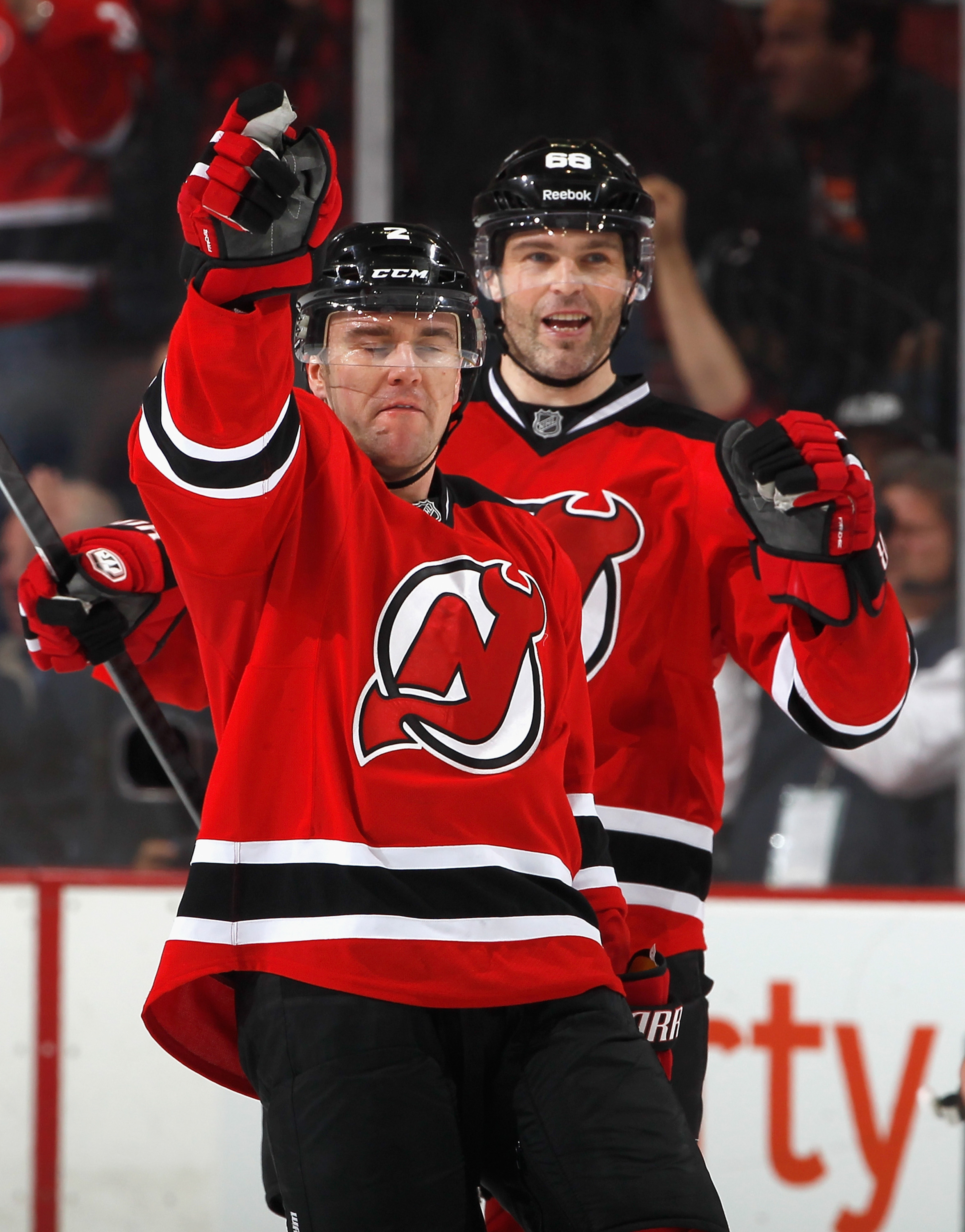 Hopefully, there will be many Czechs celebrating power play goals this season in NJ.