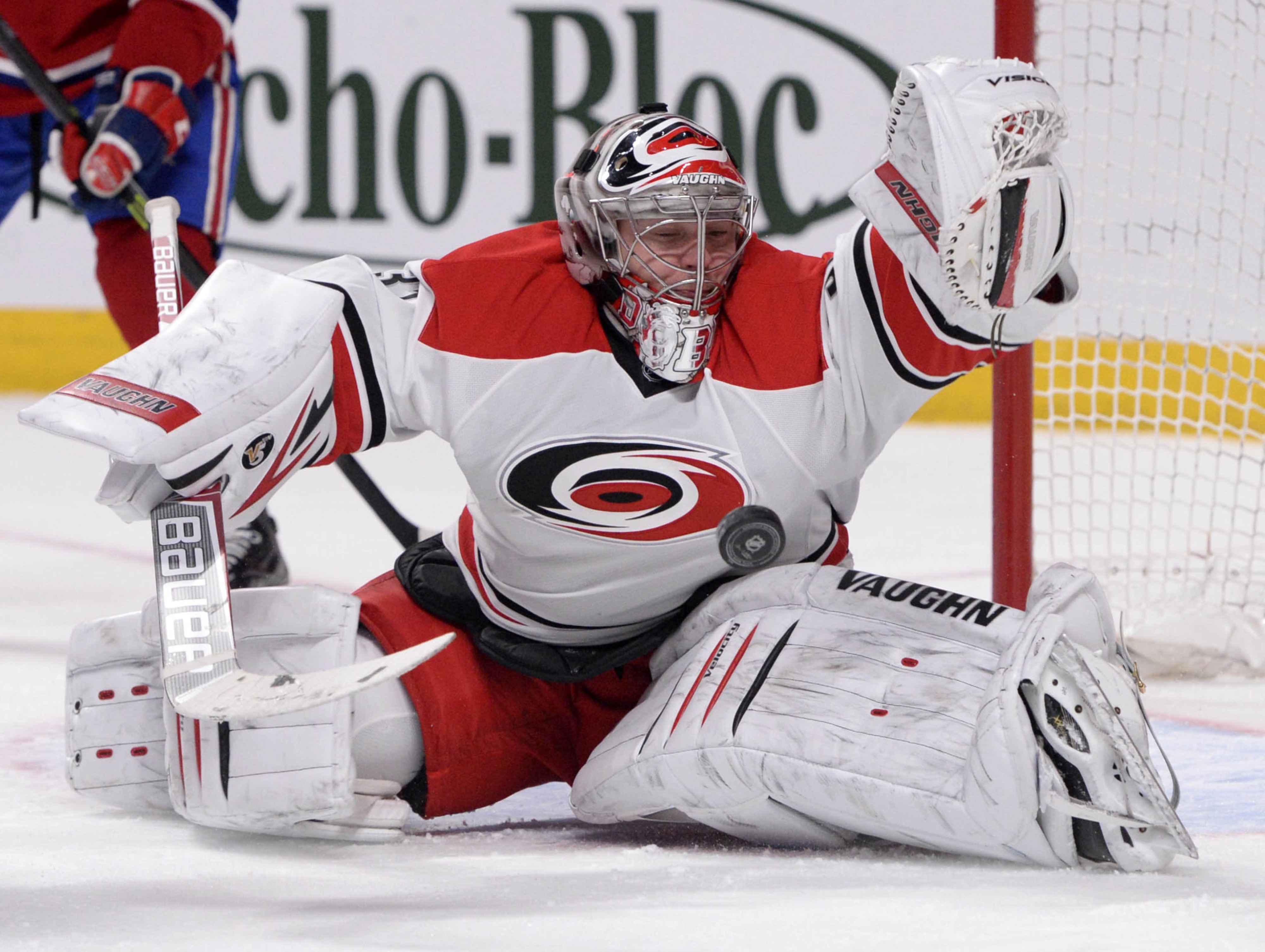 Khudobin may have been the steal of the draft - Photo Credit