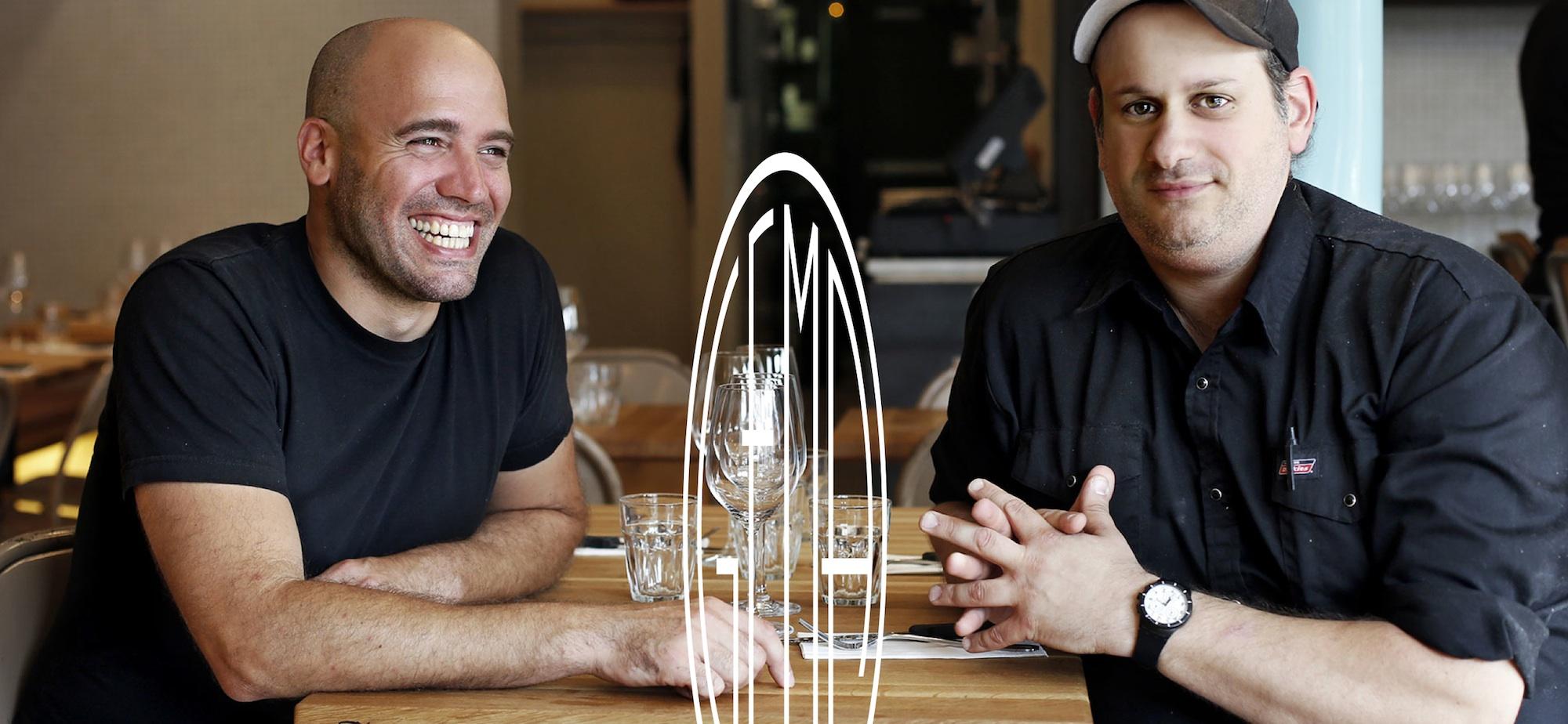 Stefano Faita and Michele Forgione, Pizzeria GEMA.
