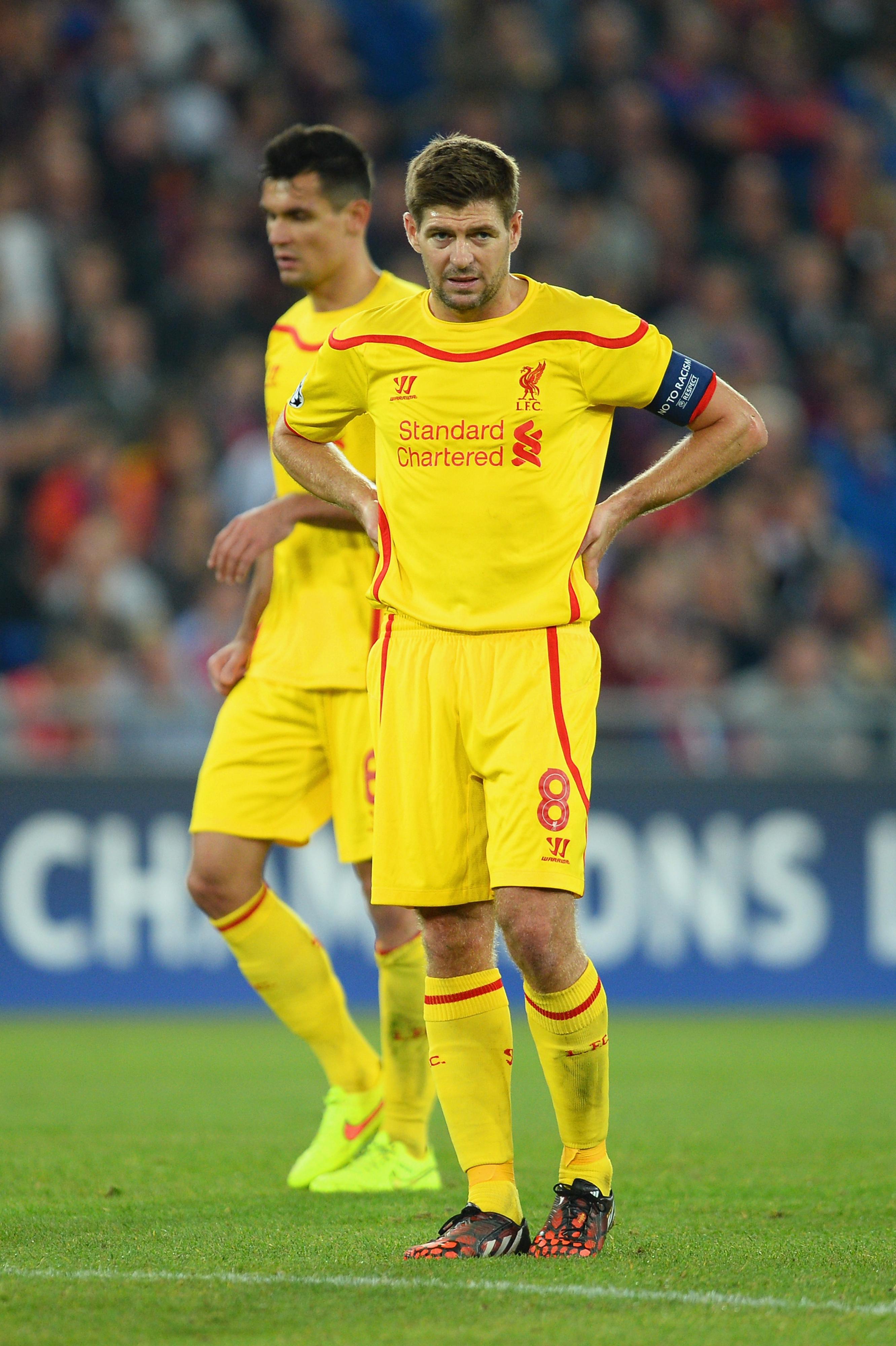 UEFA Champions League 2014, Matchday 2: Liverpool upset in Switzerland