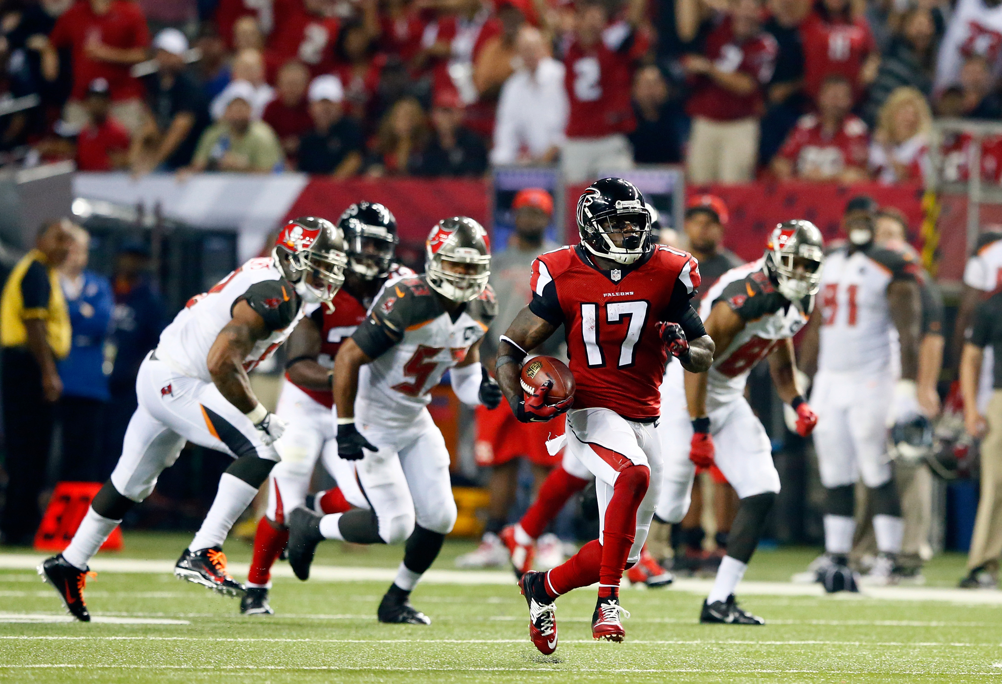This sight, Devin Hester returning a kick for a touchdown, is one the Giants don't want to see Sunday