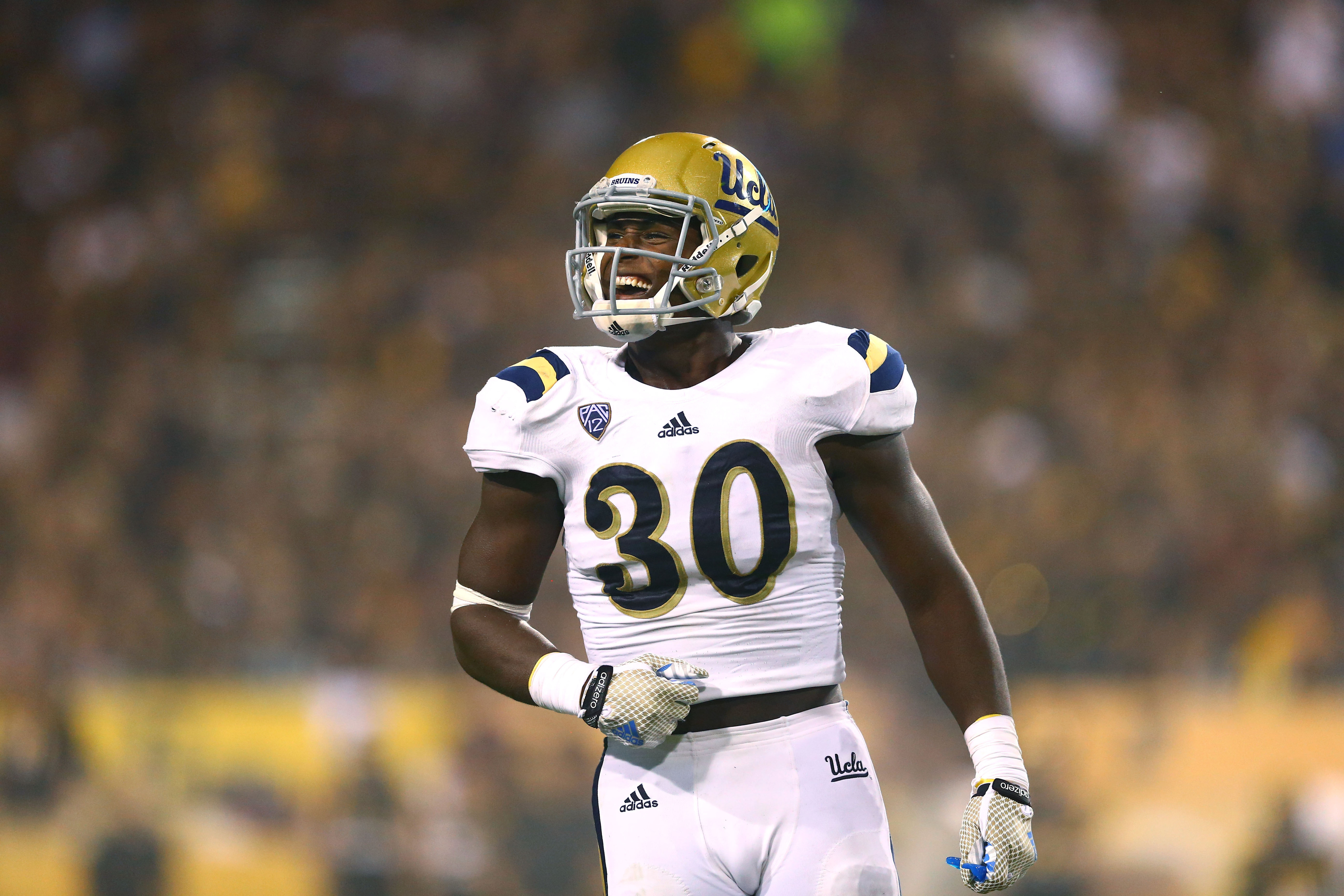 Myles Jack looks to cause problems for the Utes this Saturday.