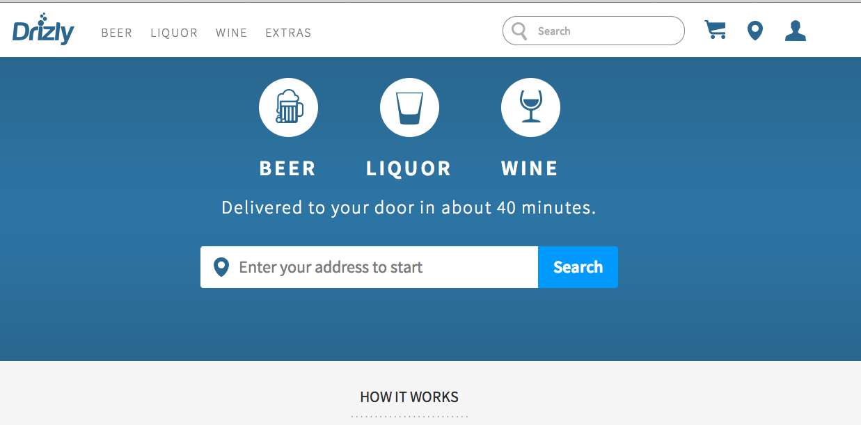 Booze Delivery App Drizly Launches in Austin Today