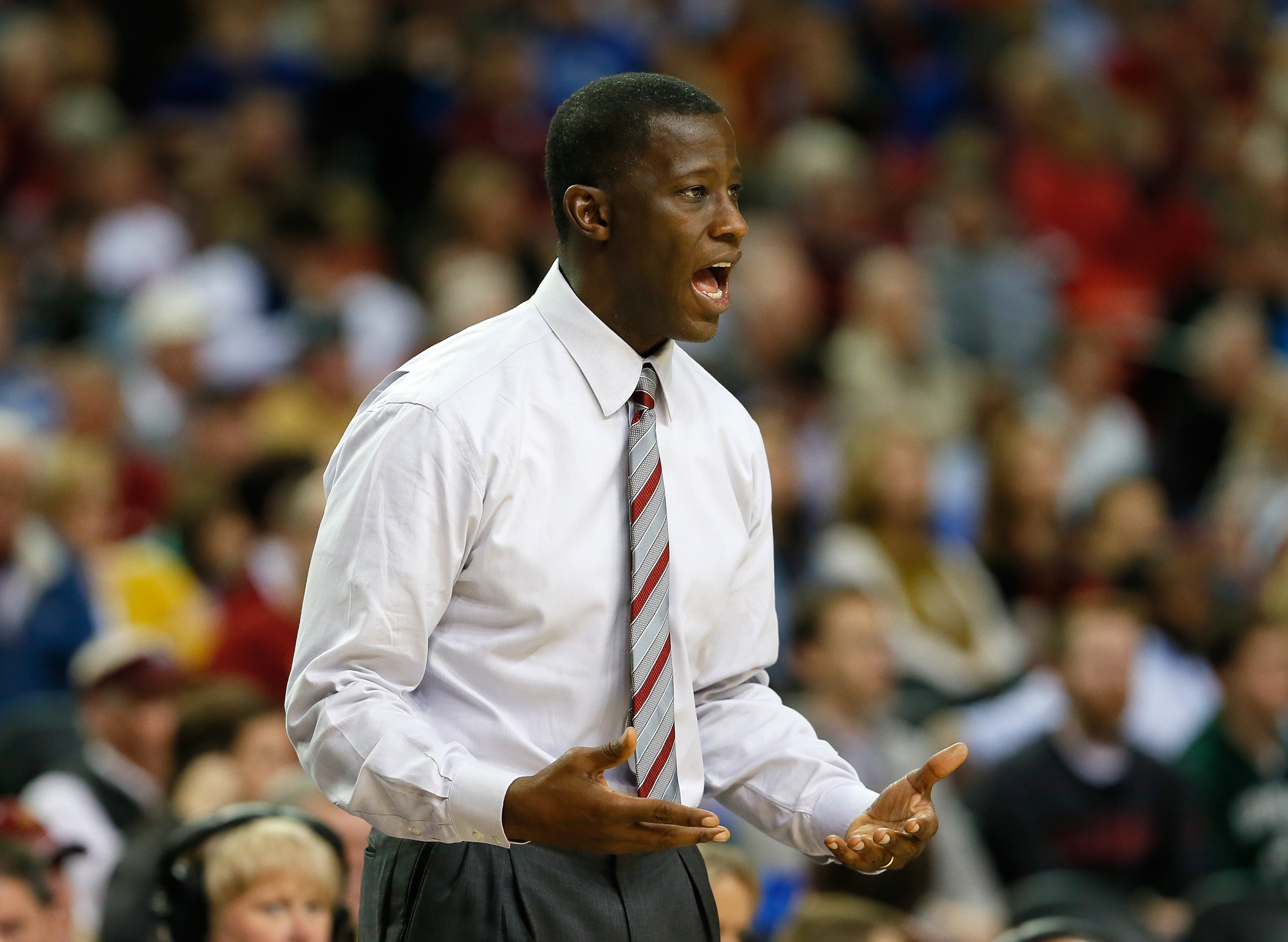 Anthony Grant's team will again slow the pace and defend.